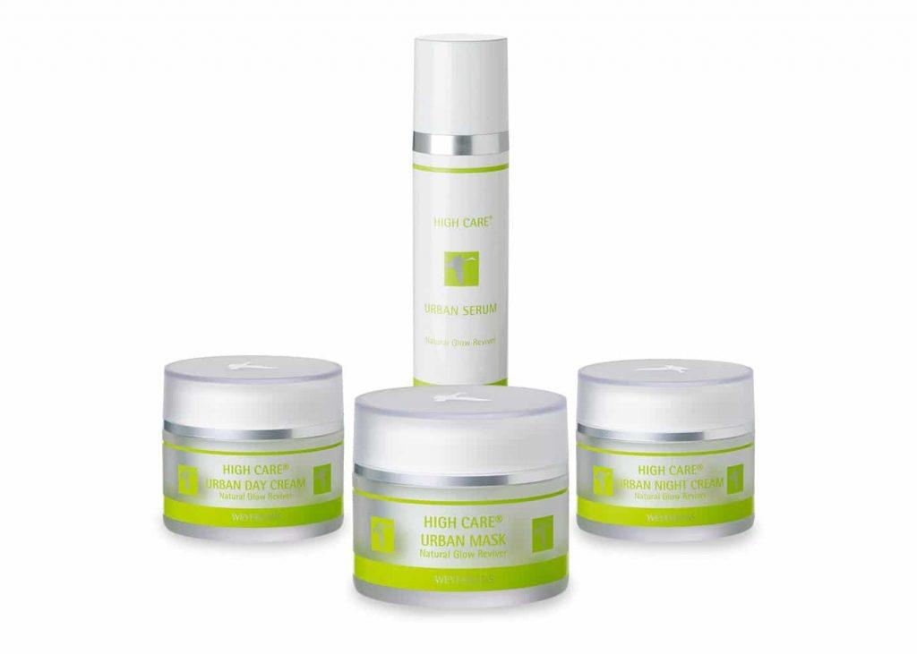 Új hidratáló, tápláló, bőrvédő kozmetikai termékcsalád: Urban